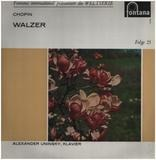 Walzer - Frédéric Chopin , Alexander Uninsky