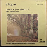 Concerto Pour Piano N°1 - Frédéric Chopin