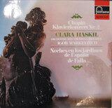 Klavierkonzert Nr. 2 F-moll, Op. 21 / Noches En Los Jardines de Espana - Chopin / de Falla
