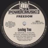 Loving You - Freedom