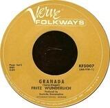 Granada / I Kiss Your Hand, Madame - Fritz Wunderlich
