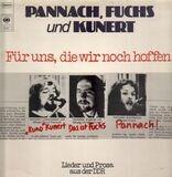 Pannach, Fuchs Und Kunert