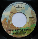 Baby Rattle Snake / Keep Smilin' - Gabor Szabo