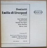 Emilia Di Liverpool - Donizetti