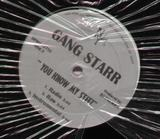 You Know My Steez / So Wassup? - Gang Starr