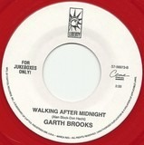 Learning To Live Again / Walking After Midnight - Garth Brooks