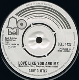 Love Like You And Me - Gary Glitter