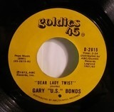 Dear Lady Twist / Havin' So Much Fun - Gary U.S. Bonds