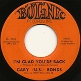 I'm Glad You're Back / Funky Lies - Gary U.S. Bonds