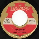 New Orleans / Please Forgive Me - Gary U.S. Bonds
