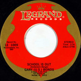 School Is Out / One Million Tears - Gary U.S. Bonds