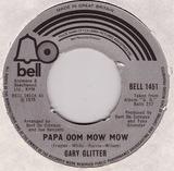 Papa Oom Mow Mow - Gary Glitter