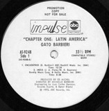 Chapter One: Latin America - Gato Barbieri