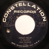 What Now - Gene Chandler
