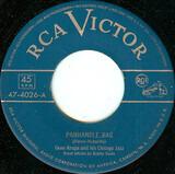 Panhandle Rag - Gene Krupa & His Chicago Jazz