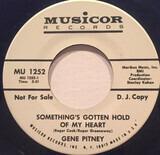 Something's Gotten Hold Of My Heart - Gene Pitney