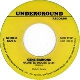 Haunted House / Hello Josephine - Gene Simmons / Jerry Jaye