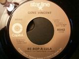 Be-Bop-A-Lula / Lotta Lovin' - Gene Vincent