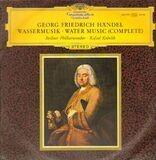 Wassermusik-Suite · Feuerwerksmusik - Georg Friedrich Händel - Berliner Philharmoniker · Rafael Kubelik