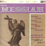 Messiah Record 3 - Georg Friedrich Händel - Jennifer Vyvyan , Norma Procter , George Maran , Owen Brannigan , The Lond