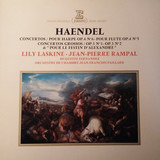 Concertos / Pour Harpe Op.4, N°6 / Pour Flûte Op.4 N°5 / Concertos Grossos Op.3 N°3-Op.3 N°2 & 'Pou - Händel
