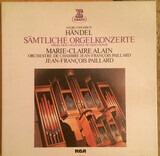 Sämtliche Orgelkonzerte - Orgel Der Collégiale De Saint-Donat - Händel