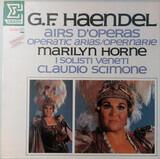 Airs D'Operas - Händel
