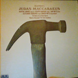 Judas Maccabeus - Georg Friedrich Händel - University of Utah Chorus , Utah Symphony Orchestra , Maurice de Abravanel