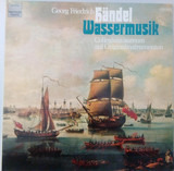 Wassermusik - Georg Friedrich Händel , The Academy Of Ancient Music , Christopher Hogwood