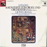16 Konzerte Für Orgel Und Orchester - Folge 1 Konzerte Nr. 1 - 4 - Georg Friedrich Händel , Orchestre De Chambre De Toulouse , Georges Armand
