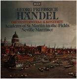 Orchesterwerke Und Konzerte - Händel