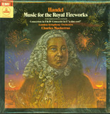 Music For The Royal Fireworks (In The Original Version For Wind Band), Concertos In F&D, Concerto I - Georg Friedrich Händel , The London Symphony Orchestra , Sir Charles Mackerras