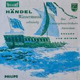 Water Music - Georg Friedrich Händel , English Chamber Orchestra , Raymond Leppard