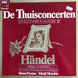Orgelconcerten nrs. 1, 5, 14 en 13 'Koekoek en Nachtegaal' - Händel