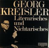 Literarisches Und Nichtarisches - Georg Kreisler