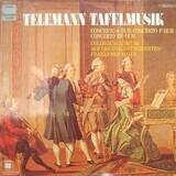 Concerto A-Dur, Concerto F-Dur, Concerto Es-Dur - Georg Philipp Telemann - Collegium Aureum - Franzjosef Maier