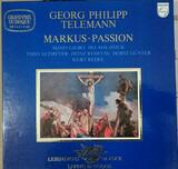 Markus-Passion (Kurt Redel, Rehfuss,..) - Georg Philipp Telemann