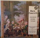 Horn Concerti - Telemann, Händel, Vivaldi