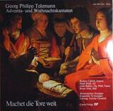Machet Die Tore Weit - Advents- Und Weihnachtskantaten - Telemann