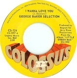 I Wanna Love You - George Baker Selection