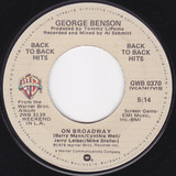 On Broadway / Lady Blue - George Benson