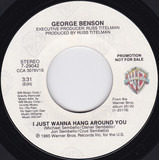 I Just Wanna Hang Around You - George Benson