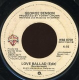 Love Ballad - George Benson