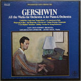 All The Works For Orchestra & For Piano & Orchestra - George Gershwin