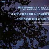 Rhapsody In Blue / Ein Amerikaner In Paris - George Gershwin / RIAS Symphonie-Orchester Berlin / Hans Carste