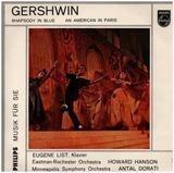 Rhapsody In Blue / An American In Paris - George Gershwin (Bernstein)