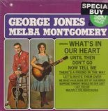 George Jones and Melba Montgomery