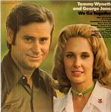 George Jones and Tammy Wynette