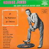 The Crown Prince of Country Music - George Jones