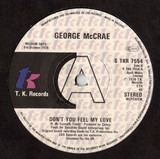 Don't You Feel My Love - George McCrae